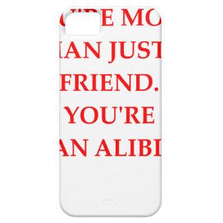 ALIBI iPhone 5 COVER