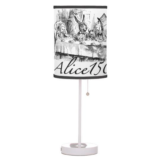 Alice150 Alice in Wonderland 150th Anniversary Desk Lamp