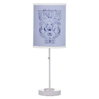 Alice | Adventures In Wonderland Desk Lamp