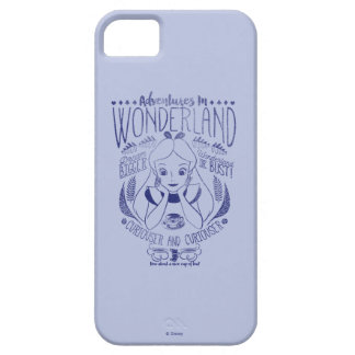 Alice | Adventures In Wonderland iPhone 5 Covers