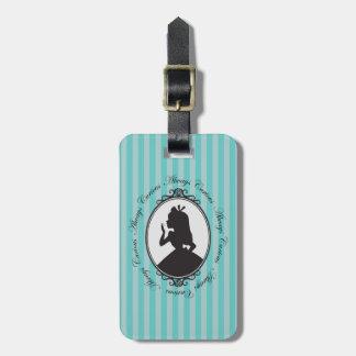 Alice | Always Curious Bag Tag