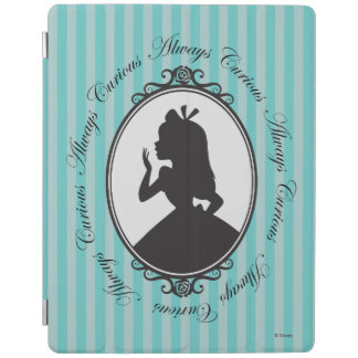 Alice | Always Curious iPad Cover