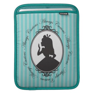 Alice | Always Curious iPad Sleeve