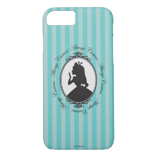 Alice | Always Curious iPhone 8/7 Case