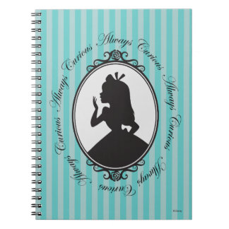 Alice | Always Curious Notebook