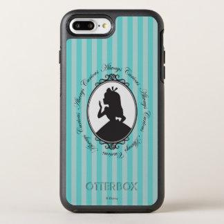 Alice | Always Curious OtterBox Symmetry iPhone 8 Plus/7 Plus Case