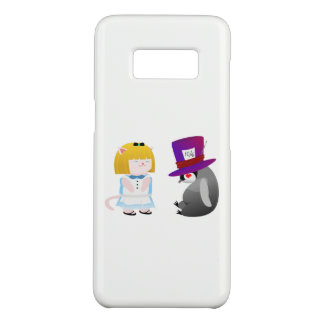 Alice and Hatter Case-Mate Samsung Galaxy S8 Case