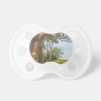 Alice and the Cheshire Cat Pacifiers