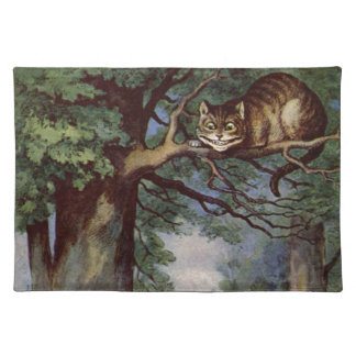 Alice and the Cheshire Cat Placemat