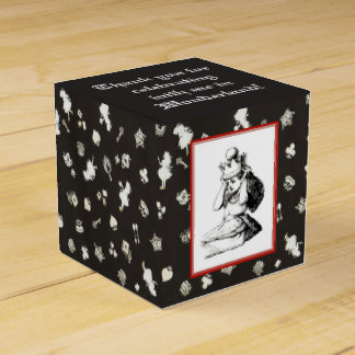 Alice and the Crown 2 Favor Boxes