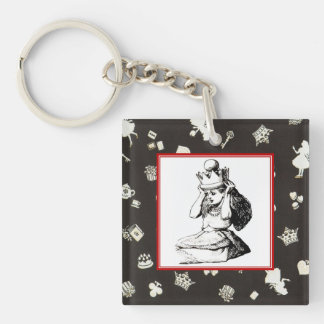 Alice and the Crown 2 Keychain