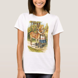 Alice and the Fawn T-Shirt