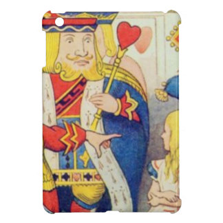 Alice and the Queen of Hearts Case For The iPad Mini