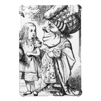 Alice and the Red Queen Cover For The iPad Mini