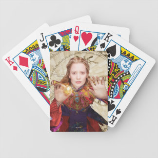 Alice | Believe the Impossible 2 Poker Deck
