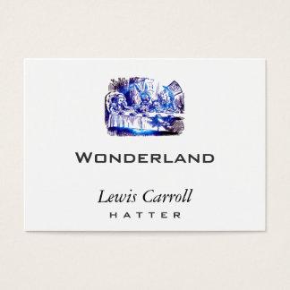 Alice Blue Nova Business Card