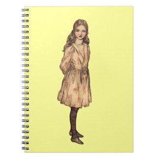 Alice by Arthur Rackham Notebook