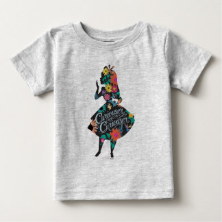 Alice | Curiouser and Curiouser Baby T-Shirt