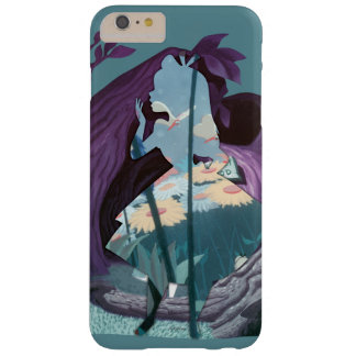 Alice Daisy Field Silhouette in Tulgey Woods Barely There iPhone 6 Plus Case