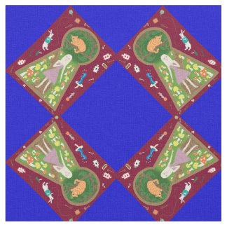 Alice (Fairy Tale Fashion Series #4) Fabric