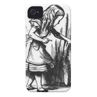 Alice Finds a Door Case-Mate iPhone 4 Case