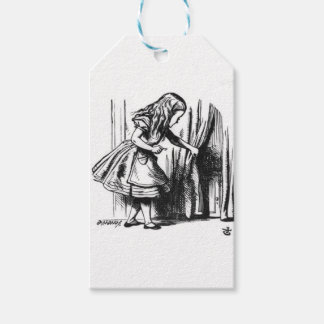 Alice Finds a Door Gift Tags