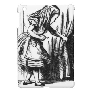 Alice Finds a Door iPad Mini Cover