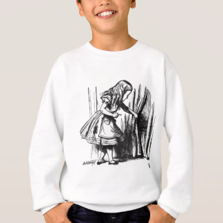 Alice Finds a Door Sweatshirt