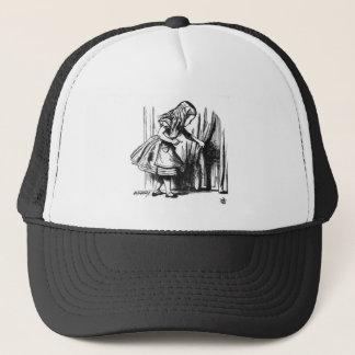 Alice Finds a Door Trucker Hat