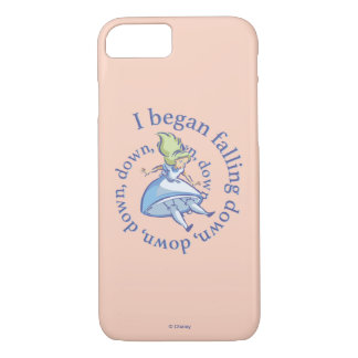 Alice | I Began Falling Down, Down, Down... iPhone 8/7 Case