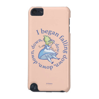 Alice | I Began Falling Down, Down, Down... iPod Touch 5G Case