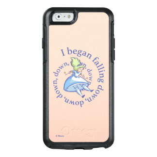 Alice | I Began Falling Down, Down, Down... OtterBox iPhone 6/6s Case