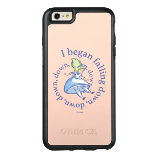 Alice | I Began Falling Down, Down, Down... OtterBox iPhone 6/6s Plus Case