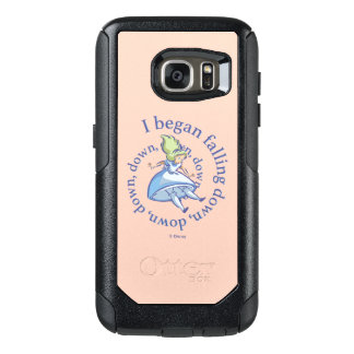 Alice | I Began Falling Down, Down, Down... OtterBox Samsung Galaxy S7 Case