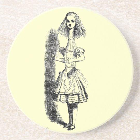 Alice Illustration Coaster