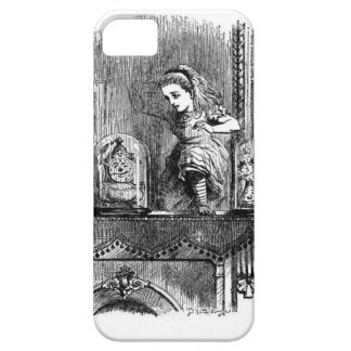 Alice in a Mirror Case For The iPhone 5