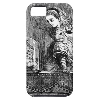 Alice in a Mirror iPhone 5 Case