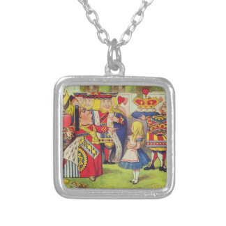 Alice in my Necklace