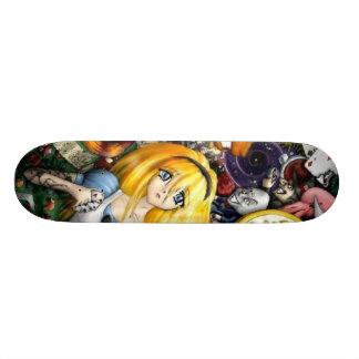 Alice in Skateland 2 Skate Boards