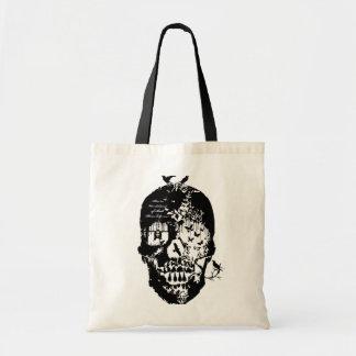 Alice in skull Bag