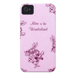 """Alice in the Wonderland"" story book iphone case"