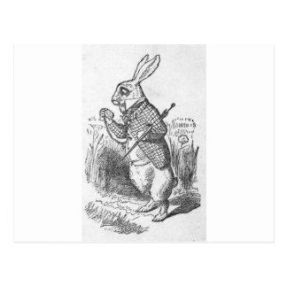 Alice in Wonderland 2.5 Postcard