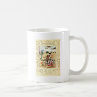 Alice in Wonderland Aged Aged Man Classic White Coffee Mug