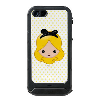 Alice in Wonderland | Alice Emoji Incipio ATLAS ID™ iPhone 5 Case