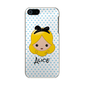 Alice in Wonderland | Alice Emoji Incipio Feather® Shine iPhone 5 Case
