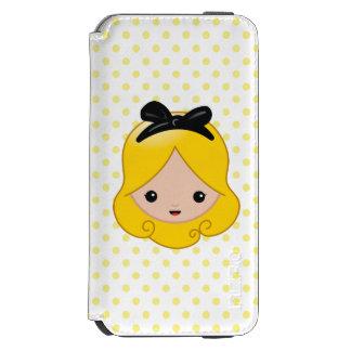 Alice in Wonderland | Alice Emoji Incipio Watson™ iPhone 6 Wallet Case
