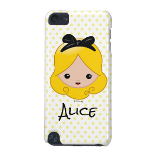 Alice in Wonderland | Alice Emoji iPod Touch (5th Generation) Cases