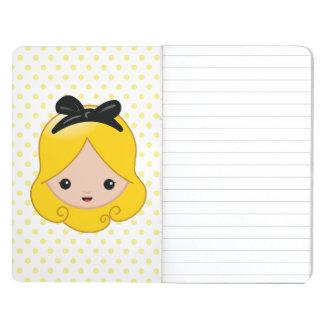 Alice in Wonderland | Alice Emoji Journal