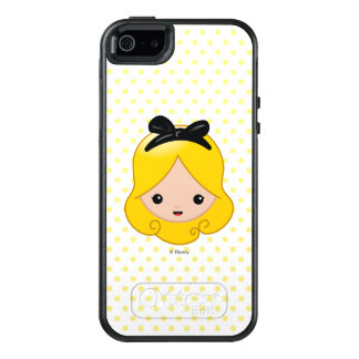 Alice in Wonderland | Alice Emoji OtterBox iPhone 5/5s/SE Case