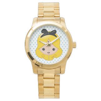 Alice in Wonderland | Alice Emoji Watch